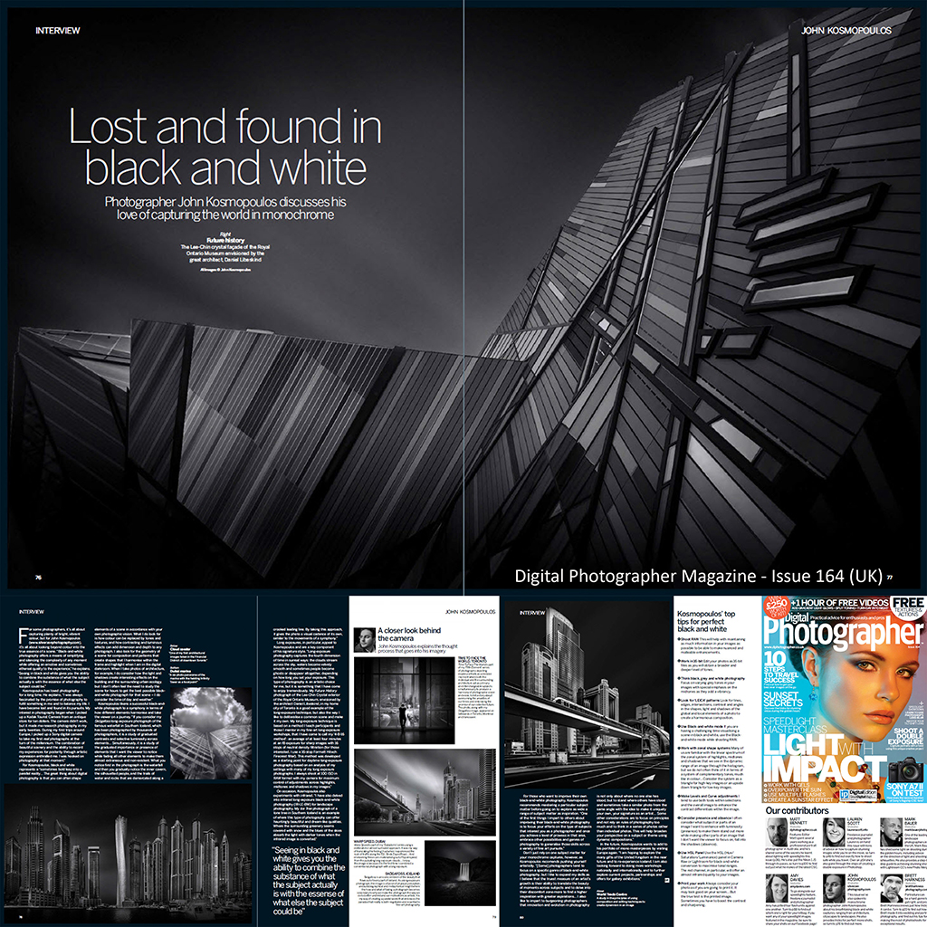 Digital Photographer UK - Issue 164 - Interview & Photos