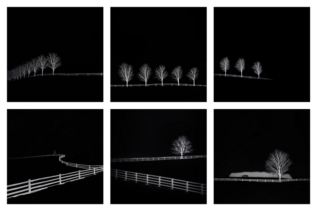 Monochrome Negatives -  Postlude to Sound Series - JK - SZP