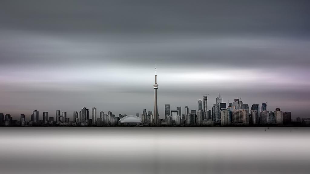 TRNT - Toronto Skyline - MCM