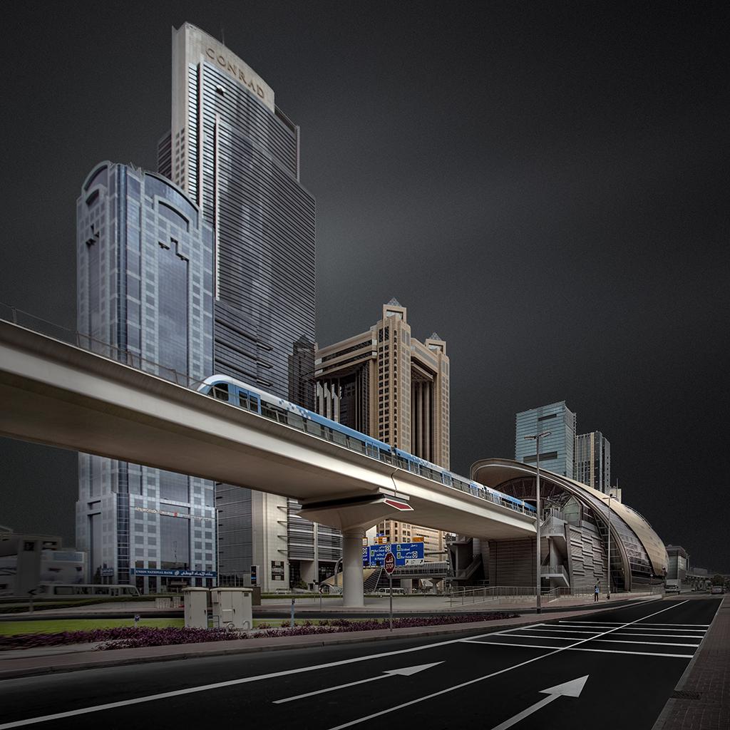 WTC II- DUBAI - MCM - SZP - JK